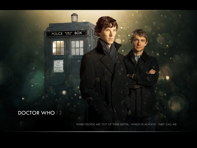 Doctor Who Sherlock