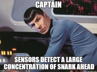 Snark Spock