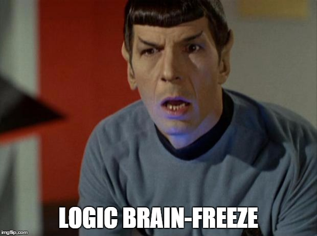 Logic Brain Freeze