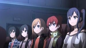 Shirobako Main Five Anime
