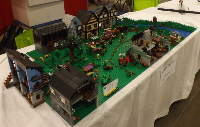 Lego Bricktonshire 2015 1