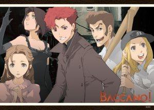 Baccano Anime