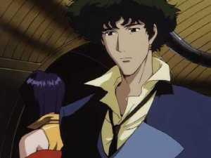 Spike Faye Anime Cowboy Bebop