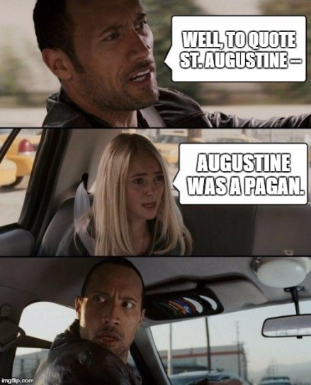 Fundamentalist Augustine