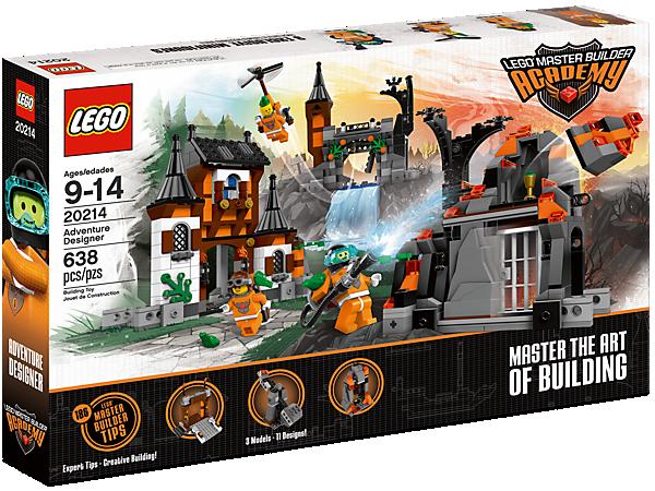 Lego 20214