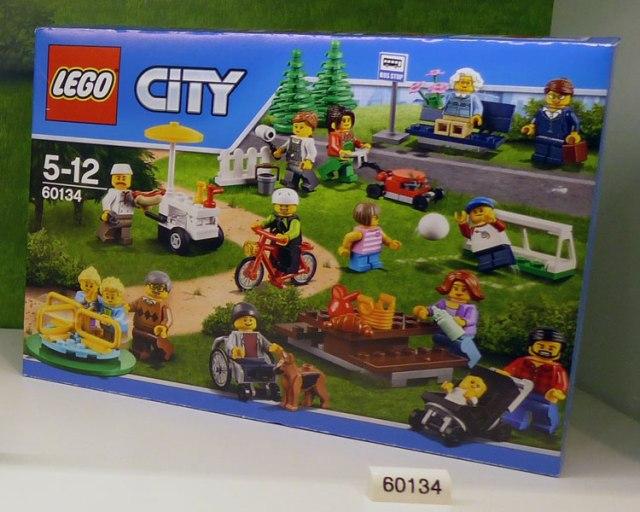 Lego park set