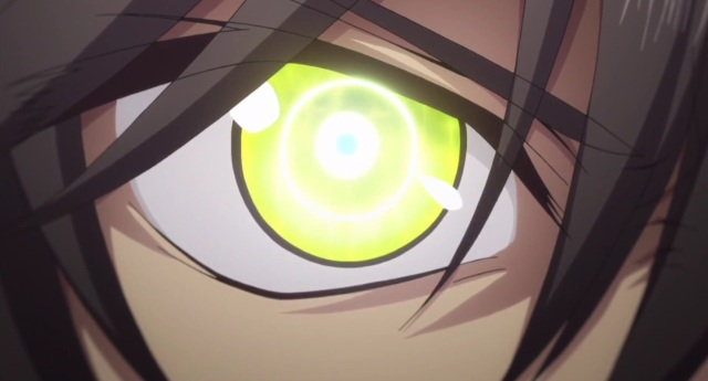 Charlotte Yuu Eye Anime