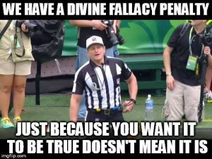 Fallacy Ref Divine Fallacy