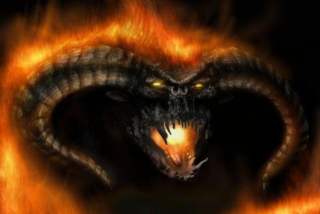 Fire Demon Balrog