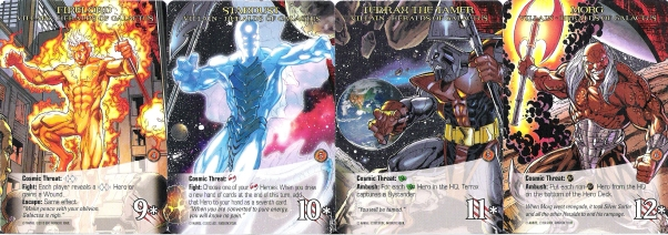 Legendary Heralds of Galactus
