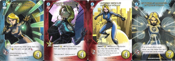 Legendary Invisible Woman