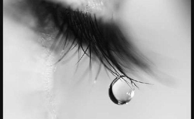 Sadness tears