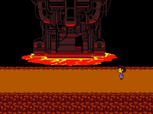 Undertale Game Hotlands
