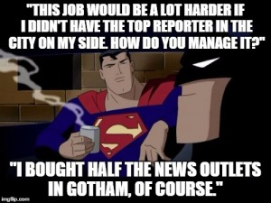 Batman Superman media