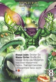 Legendary Mysterio