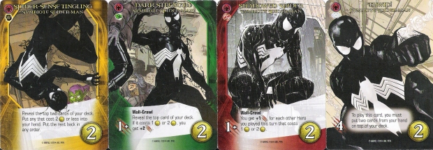 Legendary Symbiote Spiderman