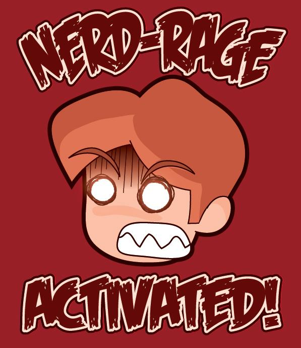 Nerd 1 nerd-rage