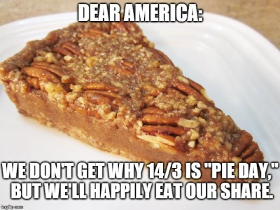 Pie Day Europe