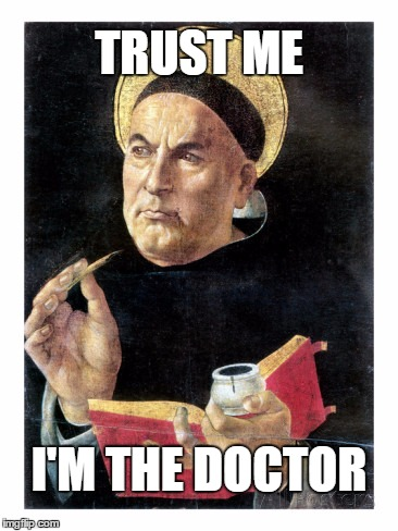 St. Thomas Aquinas Doctor