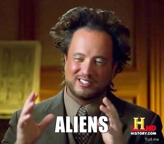AliensHistory