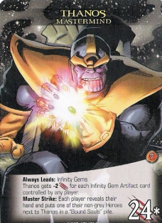 Legendary Thanos