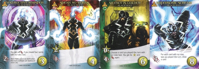 Legendary Black Bolt