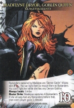 Legendary Madelyne Pryor