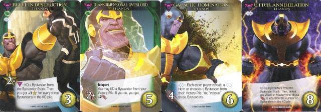 Legendary Thanos (Playable)