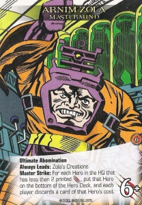 Legendary Arnim Zola
