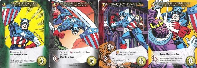 Legendary Captain America 1941