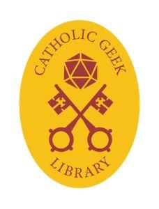 Catholic Geek Library large