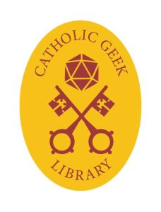 Catholic Geek Library large