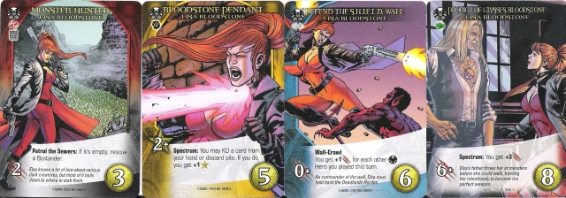Legendary Elsa Bloodstone