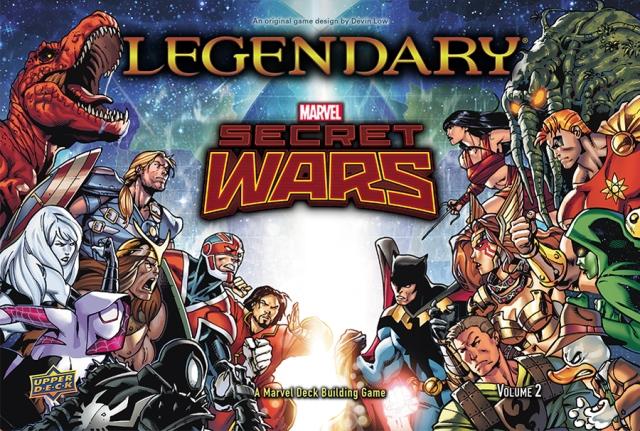 Legendary SW2