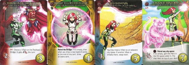 Legendary Time-Traveling Jean Grey
