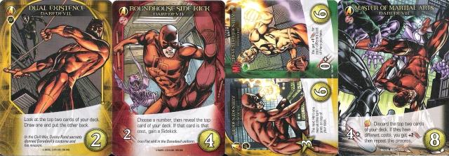 Legendary Dare-Fist