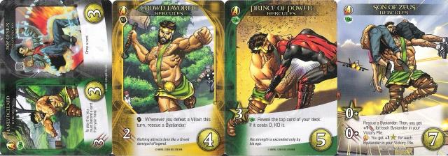 Legendary Hercules