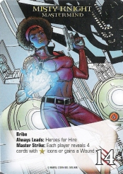 Legendary Misty Knight