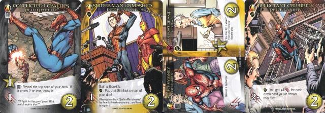 Legendary Peter Parker
