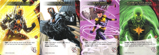 Legendary Thunderbolts