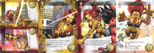 Legendary Tigra