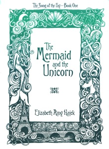 Mermaid Unicorn Cover