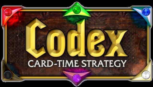 Codex Game Logo