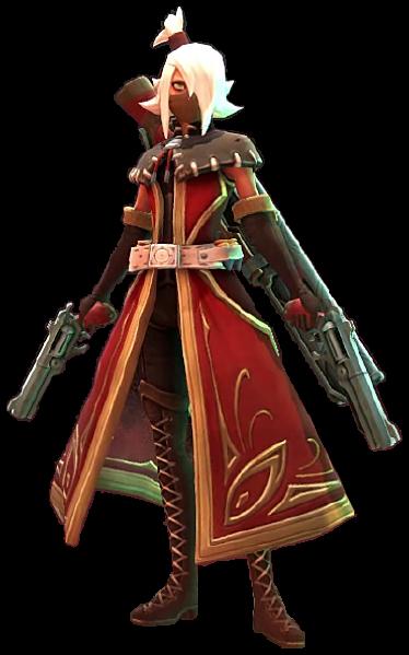 Battlerite Character Jade