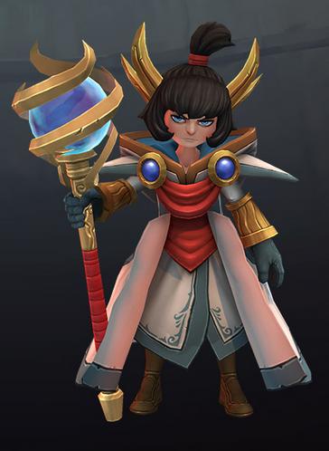 Battlerite Character Pearl
