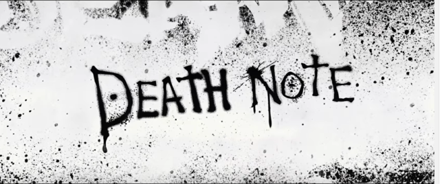 Death Note Title