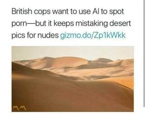 send dunes